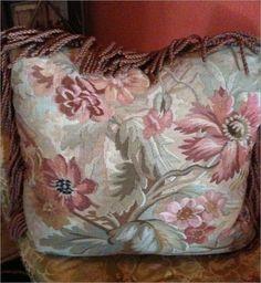 Aubusson Pillow $720.00
