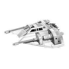 Star Wars Snowspeeder da terra do metal Modelo Kit - Fascinations - Star Wars - Kits modelo em entretenimento Planeta Terra