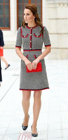 Галерея HELLO!: Самые дорогие образы Кейт Миддлтон в 2017 году: $2,863, Фото 7, HELLO! Russia Royal Fashion, Style Fashion, Princess Kate, Meghan Markle, Duchess Of Cambridge, Well Dressed, Kate Middleton, Lady, Womens Fashion