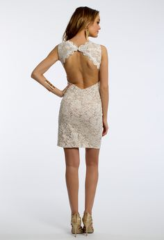Two Tone Sequin Lace