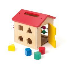 Maisonnette d'activités Manibul création Oxybul pour enfant de 1 an et demi à 4…