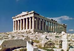 The Parthenon in Athens.//The Parthenon on the Acropolis of Athens is one of the best known symbols of classical Greece. Parthenon Athens, Classical Greece, Classical Period, Non Plus Ultra, Ancient Greek Architecture, Greece Architecture, Famous Architecture, Ancient Buildings, Classical Architecture