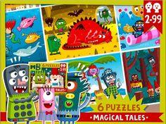 World of Puzzles, app de puzles gratuita