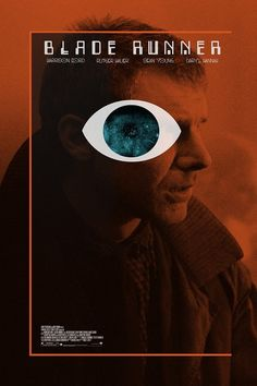 Blade Runner print by TheArtOfAdamJuresko