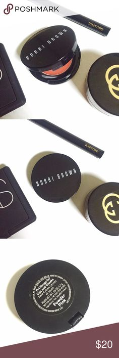 New Bobbi Brown Pot Rouge Lips and Cheeks New Never Used Bobbi Brown Lip and Cheeks Pot in powder pink travel size Sephora Makeup
