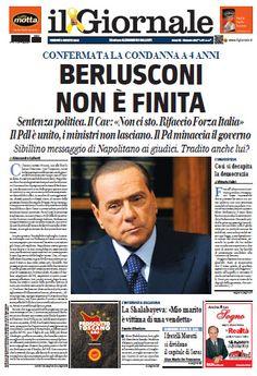 Il Giornale - 02.08.2013  Italian | True PDF | 36 Pages | 17 MB