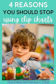 Are you using clip charts as part of your classroom management system? In this post, I am sharing 4 reasons why you should stop using clip charts in your elementary classroom today. Using a clip chart for behavior problems damages teacher student relationships and student relationships with their peers. Clip charts for behavior also don't work long term. It is time to ditch this behavior management system and try something new.