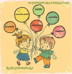 Mamá, papá, educa con tu ejemplo. Maestra, enseña con amor y valores. Todos somos responsables.MD |Soy Preescolar