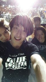 CNBLUE posts group photo after an energy-filled Beijing concert ~ Latest K-pop News - K-pop News | Daily K Pop News   As a CN Blue fan,Boice,this just made my day!!!!!♥