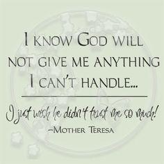 Mother Teresa Mother Teresa Mother Teresa