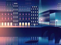 Dribbble - Uptown Bloom by Dave Chenell