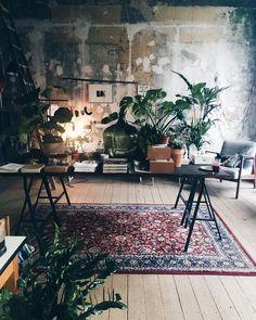 Urban Jungle blogger trend for your interior design on Sommergirls Blog