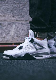 Nike Air Jordan 4 Retro OG 'Cement' (via Kicks-daily.com)