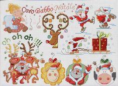 ru & Фото - A punto croce 31 - Los-ku-tik Cross Stitch Christmas Cards, Xmas Cross Stitch, Cross Stitch Books, Cross Stitch Cards, Christmas Cross, Cross Stitching, Cross Stitch Gallery, Cross Stitch Designs, Cross Stitch Patterns