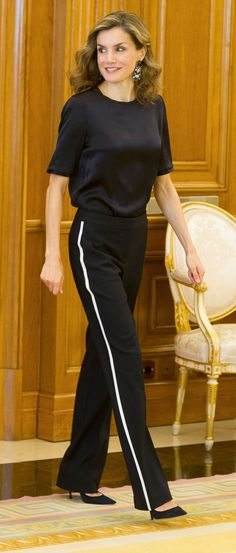 Queen Letizia Just Wore Pants No Other Royal Could Ever Pull Off — You'll Want to See Them!