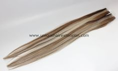 Highlight color tape in extensions, factory price with the best quality, many fashion color you can choose, also can produce your own color ring, email us order@uniquehairextension.com to get more details. our factory also have many tape hair extensions ready to ship, save your time, delivery on time, welcome to contact us Whatsapp: +8613553058361 for details. Qingdao Unique Hair Products Co.,Ltd. www.uniquehairextension.com www.instagram.com/qingdaouniquehair Tape In Hair Extensions, Colored Highlights, Ombre Color, Unique Hairstyles, Color Ring, Fashion Colours, Hair Accessories, Qingdao, Hair Products