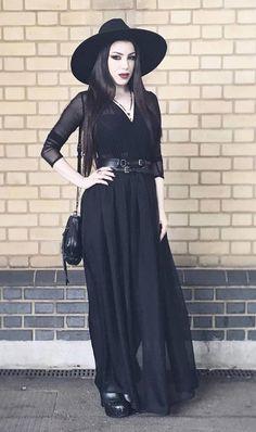 Wicca Look. Ds➡@erikaevans5245