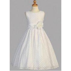 """robe blanche 14 ans cérémonie   Robes communion,cérémonie,cortège """"Charlotte"""" blanche.Existe du 8 ..."""