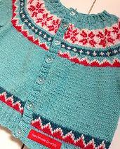 Ravelry: Norwegian Baby pattern by Sargantana Formenterenca