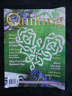 Irish Quilting Magazine