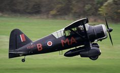 Westland Lysander Air Force Aircraft, Navy Aircraft, Ww2 Aircraft, Military Aircraft, Westland Lysander, Old Planes, Air Space, Jet Plane, Royal Air Force