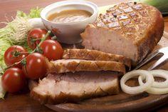 Lomo de cerdo a la pimienta