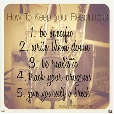 New Years Resolution by caitmur, via Polyvore