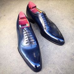 http://chicerman.com  bespoke-makers:  Gaziano & Girling @gazianogirling @gazianogirlinghk @tonygaziano Picture courtesy of @gazianogirling #bespokemakers http://ift.tt/1nCbXve  #menshoes