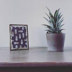 Envie de Fruit?  Carte fruitée bientôt disponible en boutique  #poussieredesrues #illustration #handmade #lyon #papier #papeterie #cartepostale #deco #kit #diy