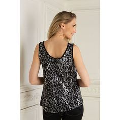 Reflections Printed Two Way Cami (331962) | Ideal World