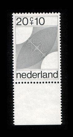 1970 | Ootje Oxenaar | wit, zwart | grafische tekening