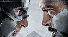 Kapitan Ameryka: Wojna Bohaterów (2016)