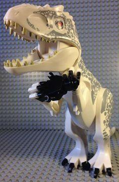 Lego Jurassic World dinosaurs leaked