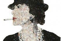 Collage de confettis de Ced Vernay
