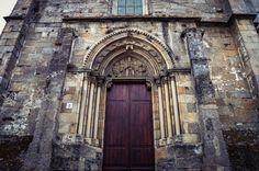 Iglesia de San Francisco (Betanzos - Spain)