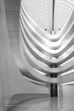 Calatrava by Bee_Kay #architecture #building #architexture #city #buildings #skyscraper #urban #design #minimal #cities #town #street #art #arts #architecturelovers #abstract #photooftheday #amazing #picoftheday