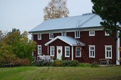 Myydään Omakotitalo, Yli 5 huonetta - Kruunupyy, Teerijärvi, Lyttsbackantie 10 - Etuovi.com q37248