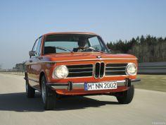 BMW 2002 tii. 1972