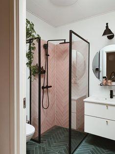 Diy Bathroom Decor, Bathroom Renos, Bathroom Interior Design, Bathroom Renovations, Home Remodeling, Decorating Bathrooms, Bathroom Organization, Bathroom Modern, Shiplap Bathroom