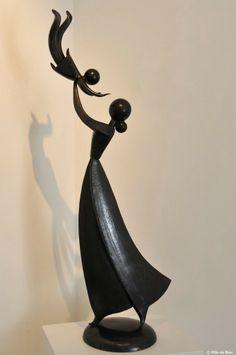 Jean-Pierre Augier, 1950 | Metal sculptures                                                                                                                                                                                 More