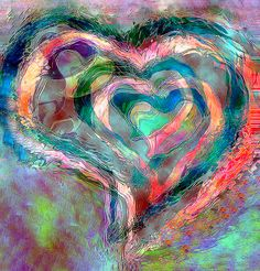 A HEART FULL OF HEARTS by MARIA FERNANDA P. BARREIRA, via Flickr