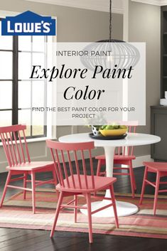 A fresh coat of paint is an easy way to completely transform a space. Head to Lowe's to discover the perfect palette, trends and inspiration for your home. Vintage Industrial Furniture, Repurposed Furniture, Painted Furniture, Rustic Kitchen Lighting, Rustic Light Fixtures, Top Paint Colors, Paint Colors For Home, Pallet Patio Furniture, Diy Furniture