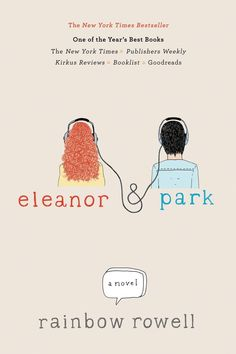 Title: Eleanor and Park Author: Rainbow Rowell Published by: St. Martin's Griffin in 2012 Genre: Young adult, contemporary, romantic Page number: 325 Place I purchased it: Barnes and Noble R… Ya Books, Good Books, Amazing Books, Comic Books, All The Bright Places, Rainbow Rowell, Ya Novels, Fiction Novels, John Green