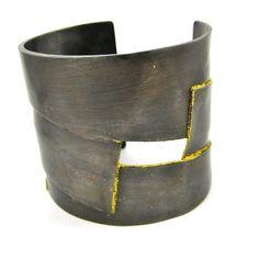 Slab Bracelet, Nina Dinoff