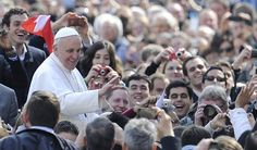Papst Franziskus gilt als besonders volksnah.
