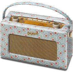 For me - ROBERTS - Revival Cath Kidston limited edition DAB radio   Selfridges.com