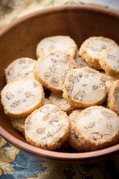 pecan sandies pecan sandies www savingdessert com more pecans cookies ...