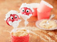Nikolaus-Cake-Pops