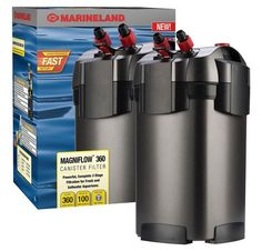 Obtain Marineland Magniflow Canister Filter at pet mountain online store to hold useful deals and online discounts with Pet Mountain Coupon Codes.