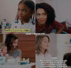 Zola, Maggie, Ellis, Meredith, and Amelia
